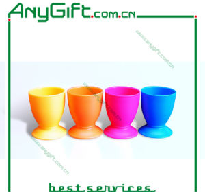 PP Egg Cup with Customized Color pictures & photos