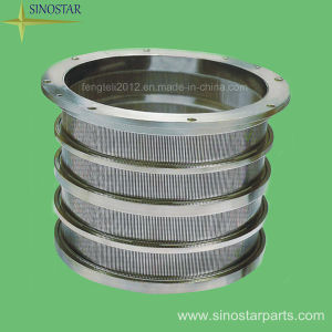 Pressure Screen Basket for Pulp Industry pictures & photos