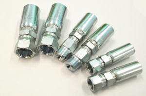 Wire Spiral Hydraulic Hose Fitting (EN856-4SP-5/8) pictures & photos