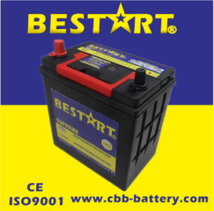 12V36ah Premium Quality Bestart Mf Vehicle Battery JIS 38b20r-Mf pictures & photos