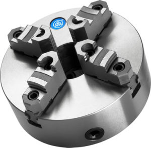 4-Jaw Self-Centering Chuck (K12 500A) pictures & photos
