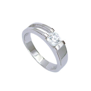 925 Silver Jewelry Ring (210940) Weight 3.5g