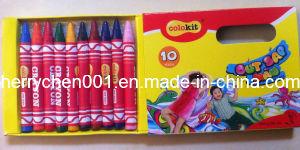 10PCS Wax Crayon pictures & photos