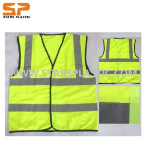 Green Safety Clothing (ST-RV-15) pictures & photos