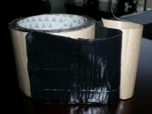 Butyl Coated Cloth Butyl Tape