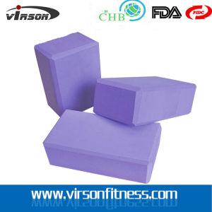 3X6X9′′ Purple High Density Foam Yoga Block& Brick Sale