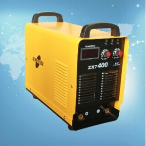 MMA Inverter Welding Machine (MMA-400A) pictures & photos