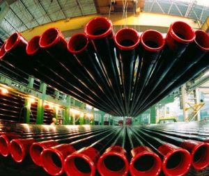 244.48mm K55 ERW Welded Steel Casing Pipe pictures & photos