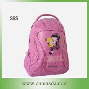 Garment Fabric School Backpack (WS13B141)