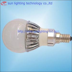E14 Cree 3W Ball Bulb