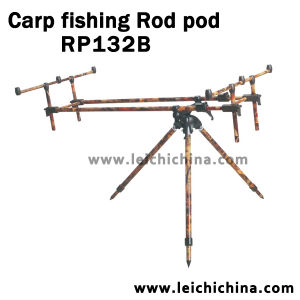 China Aluminium Carp Fishing Rod Pod