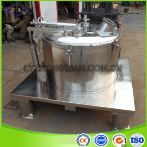 Psc800nc High Speed Solid-Liquid Separate Flat Sedimentation Centrifuge for Medicine and Drug Industry pictures & photos