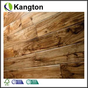 Hardwood Solid Flooring Acacia Wood (wood flooring) pictures & photos