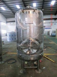 1500L Single Wall Brite Beer Tank (MTB)