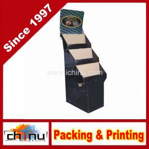 Custom Supermarket Cardboard Display (6142) pictures & photos