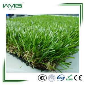 25mm Diamond Shape Fake Grass/Lawn/Yard pictures & photos