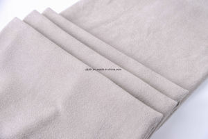 Polyester Fleece Fabric for Sofa and Furniture pictures & photos