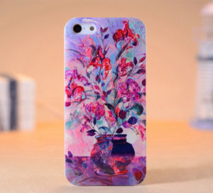 Focus Galaxy-Jet 3D Embossed Effect Phone Case Printer pictures & photos