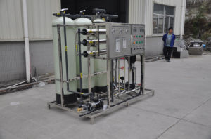 1000L/H Raw Water Treatment Plant pictures & photos