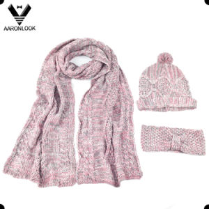 Fashion Winter Warm Knitted Handband pictures & photos