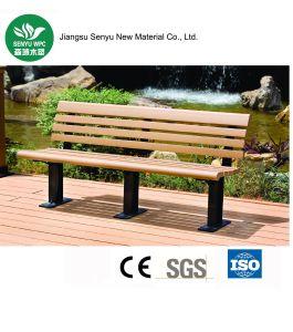 WPC Outdoor / Garden Bench Chair pictures & photos