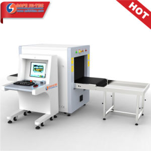 Baggage X-ray Inspection Machine for Security Solution SA6550 pictures & photos