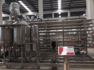 Newamstar Uht Sterilizer Beverage Process pictures & photos