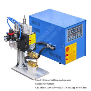 Middle Frequency Spot Welder for Socket Assembly as Unitek pictures & photos
