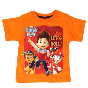Little Boys′ Status Update Nope Short-Sleeved T-Shirt pictures & photos