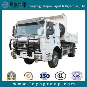 HOWO 4X4 All-Wheel Drive Dump Truck pictures & photos
