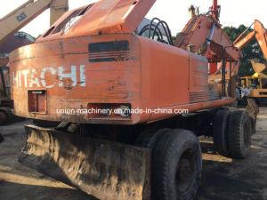 Hitachi Ex-160wd (16 t) Wheel Excavator Original Japan pictures & photos