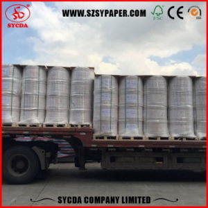 China Supplier Jumbo Thermal Paper Rolls 795mmx6000m pictures & photos