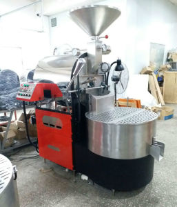 15kg Gas Coffee Roaster/15kg Coffee Roasting Machine pictures & photos