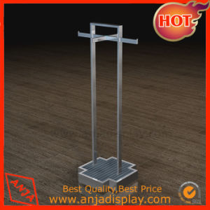 Metal Standing Clothes Rack Clothing Display for Stores pictures & photos