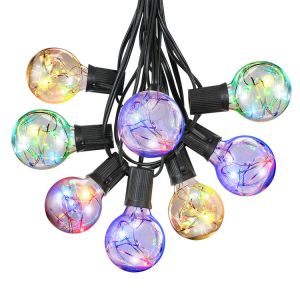 G40 Globe Copper Wire Lights, Outdoor Starry String Light Bulbs pictures & photos