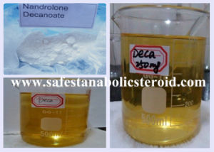 Nandrolone Decanoate CAS 360-70-3 Injectable Anabolic Steroids Deca-Durabolin 250mg/Ml pictures & photos