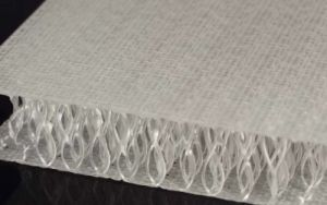3D Orthogonal Fiberglass Fabric for Trains pictures & photos