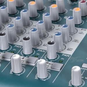 PRO 99 DSP Effect 8 Channels USB Mini Sound Mixer pictures & photos