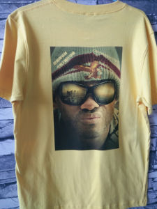 A3 T-Shirt Printing Machine with Customized Design pictures & photos