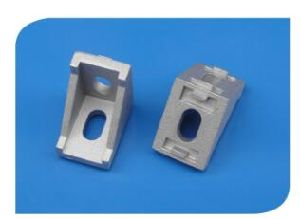 Jm T Slot Corner Bracket Aluminum Used for Profile 20/30 Series pictures & photos