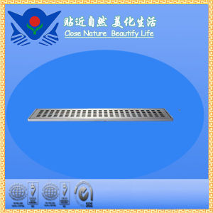 "Xc-""6276rectangular Leak "" Hardware Accessories Spare Parts Bathroom Accessories Floor Drain pictures & photos"
