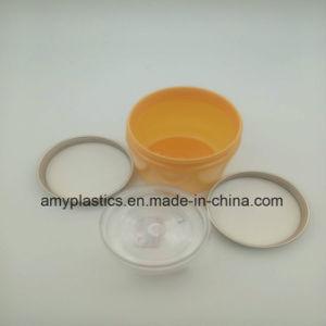 Cosmetic Jars Cream Jars Plastic Jars with Lid pictures & photos