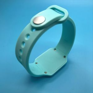 6-8 meter read range Alien H3 TPU RFID UHF wristbands pictures & photos