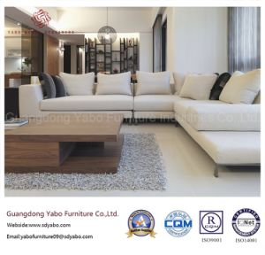Modern Hotel Furniture with Living Room Sectional Sofa (F-4-1) pictures & photos