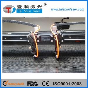 Closed Type Wood Model Laser Cutting Machine Tshy15090 pictures & photos