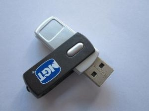 Swivel Plastic USB Flash Drive 2.0 with 1GB-64GB (OM-P159) pictures & photos