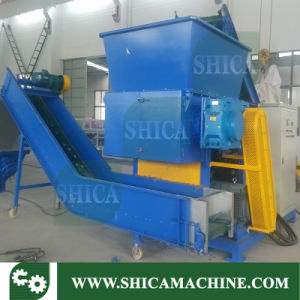 Strong Plastic Shredder for PP PE Lumps pictures & photos