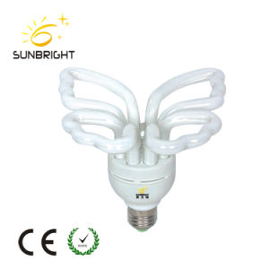 5u Flower Energy Saving Lamp (ZYFL03) pictures & photos
