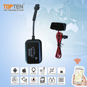 Motorbike Mini GPS Tracker with Over-Speed Alert Mt05-Ez pictures & photos