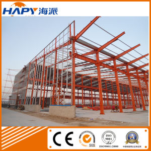 Prefab Steel Structure Workshop with Asic pictures & photos